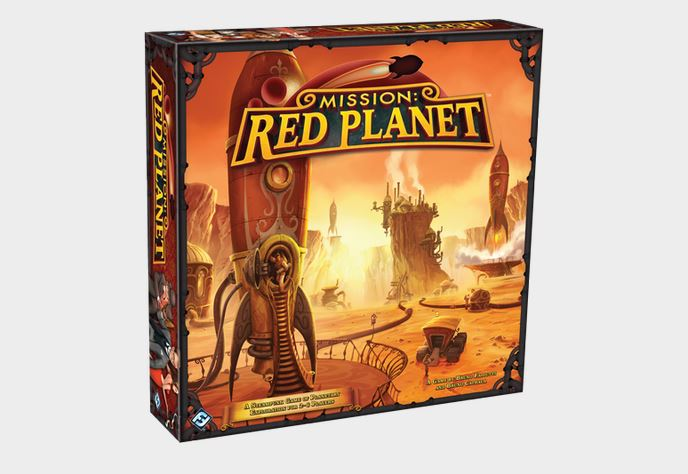 Mission Red Planet Feature