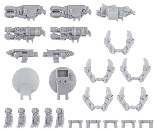 Pintle Weapons