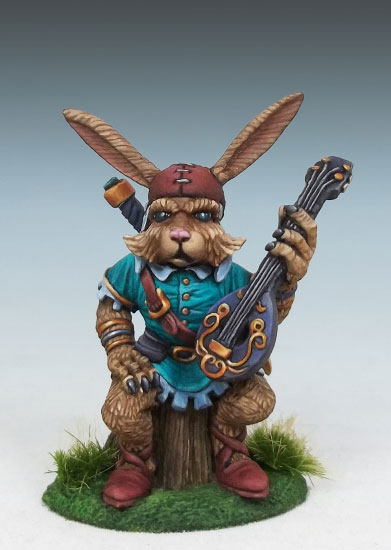 Rabbit Bard