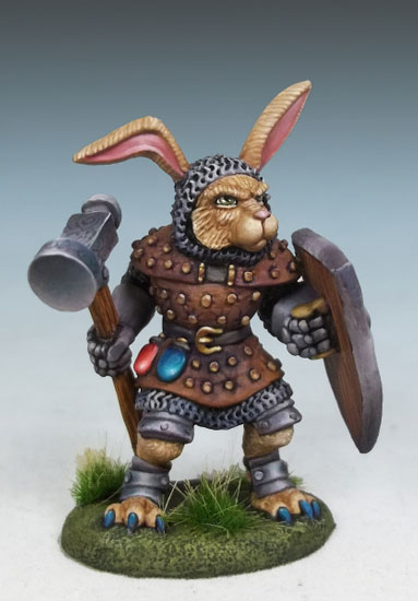 Rabbit Cleric