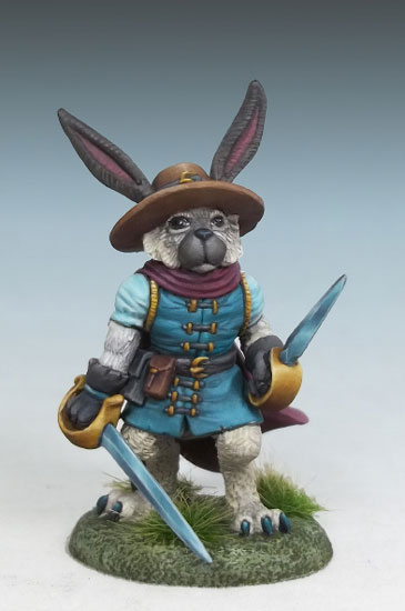 Rabbit Swashbuckler