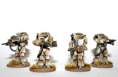 Tactical Hardsuits