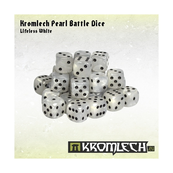 kromlech-pearl-battle-dice-lifeless-white