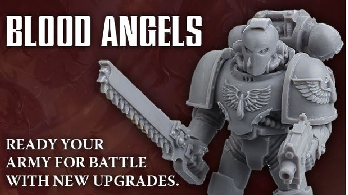 Blood Angels Feature photo
