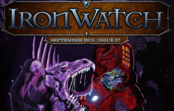 IronWatch 37