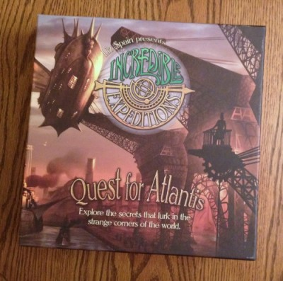 Quest for Atlantis
