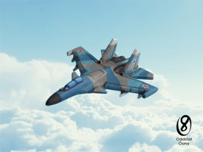 Su-30 (8 pcs) Two-seat multirole fighter