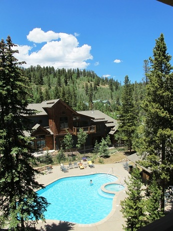 Thunder Mountain Lodge at Breckenridge, CO