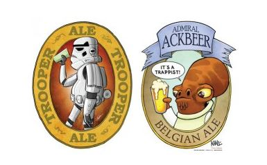 Trooper ale