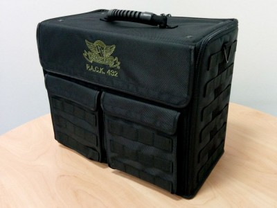 1-Battle-Foam-PACK-432-Molle-Army-Figure-Bag-Case-Warhammer-40k-Miniatures