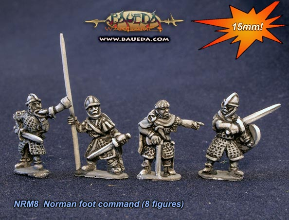 15mm Norman foot command