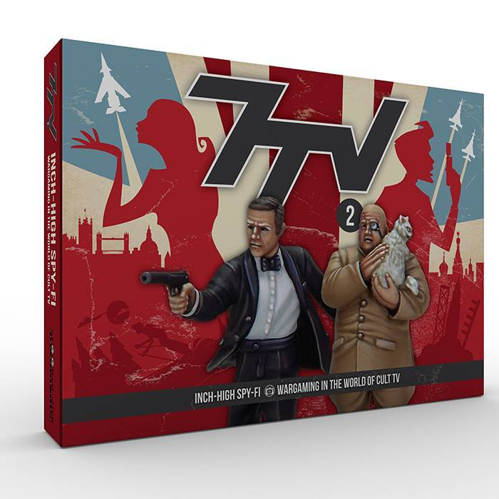 7TV second edition boxed set