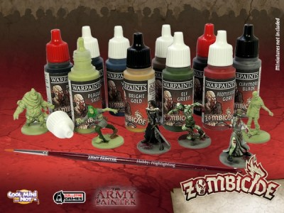 Black Plague Paints