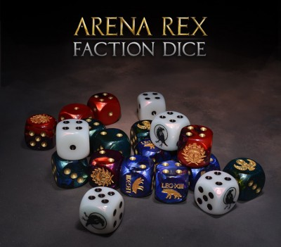 Faction Dice announcement