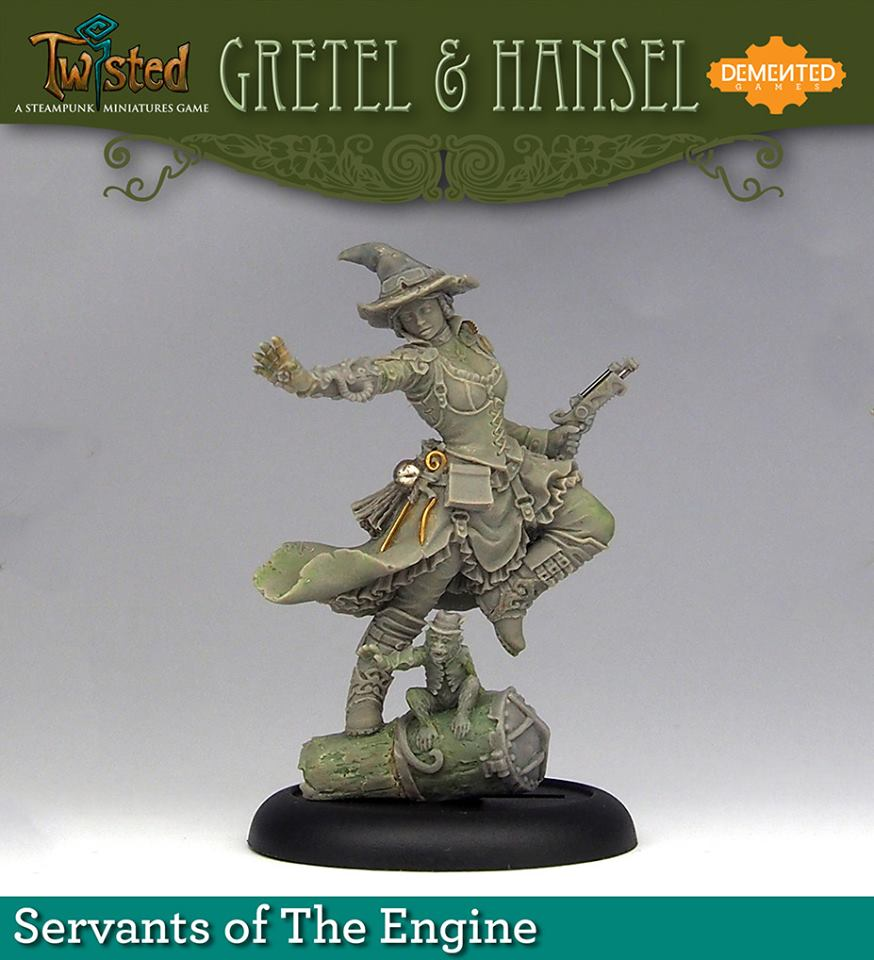 Gretel and Hansel Mini