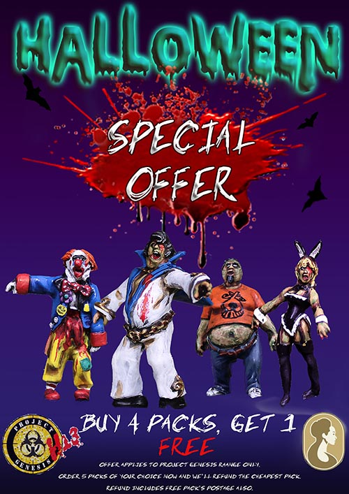 Halloween Offer Poster