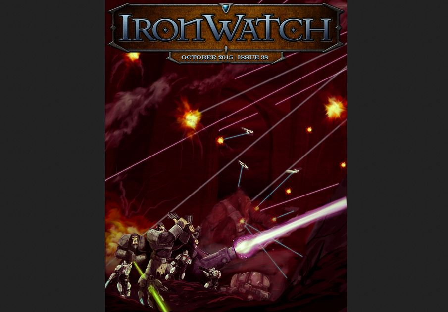 Ironwatch 38