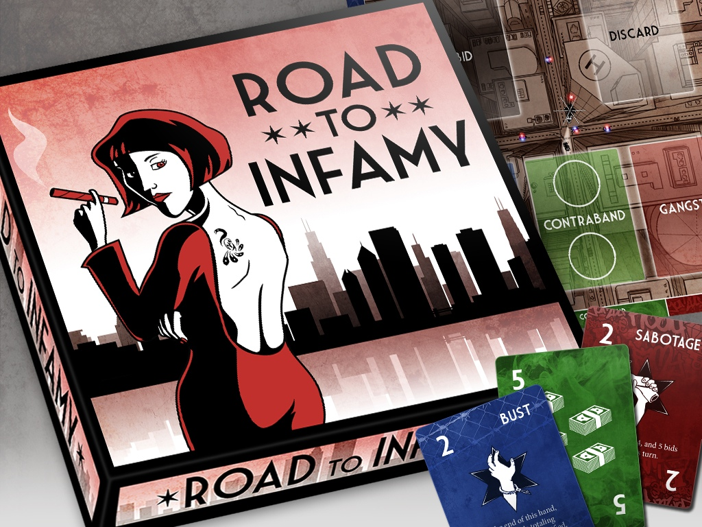 Road to Infamy