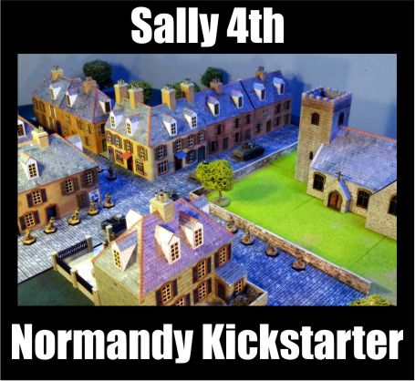 Sally 4th normandy kickstarter