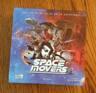 Space Movers