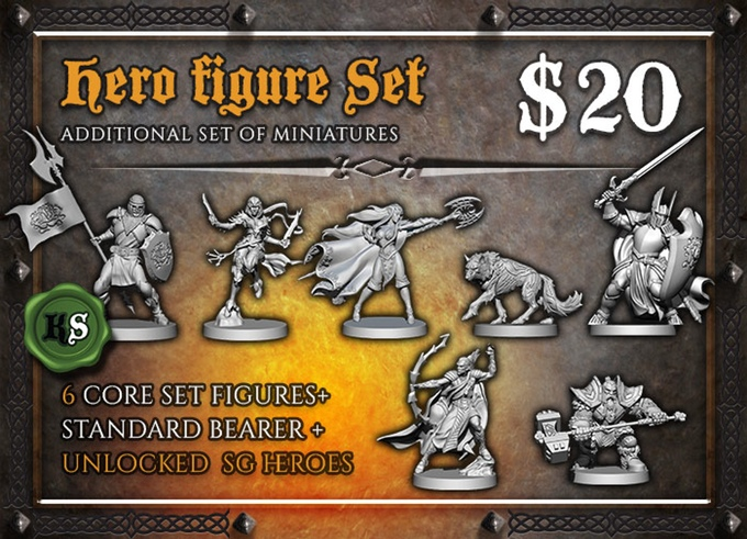 hero figure set