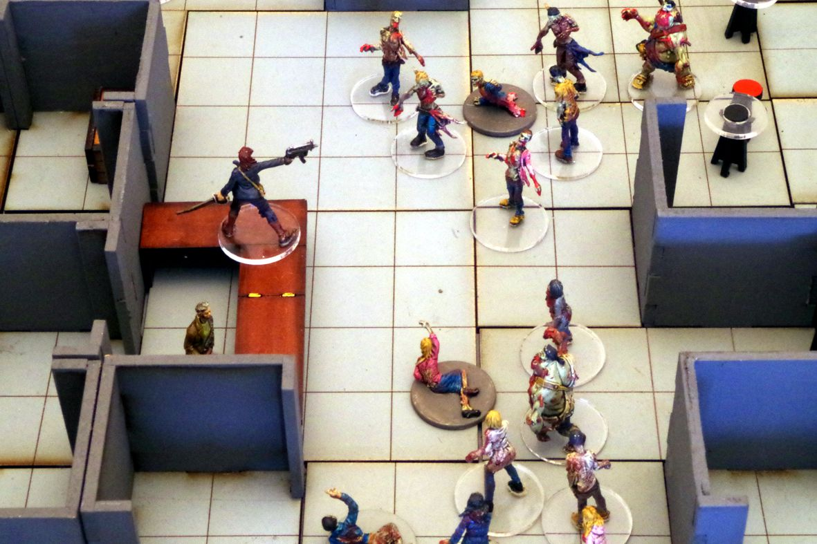 Bar Deal Zombicide 2