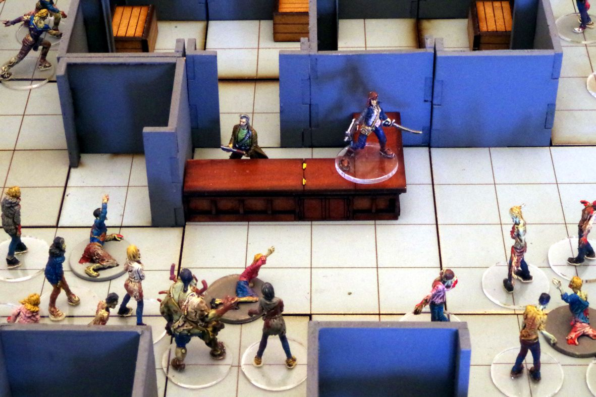 Bar Deal Zombicide 3