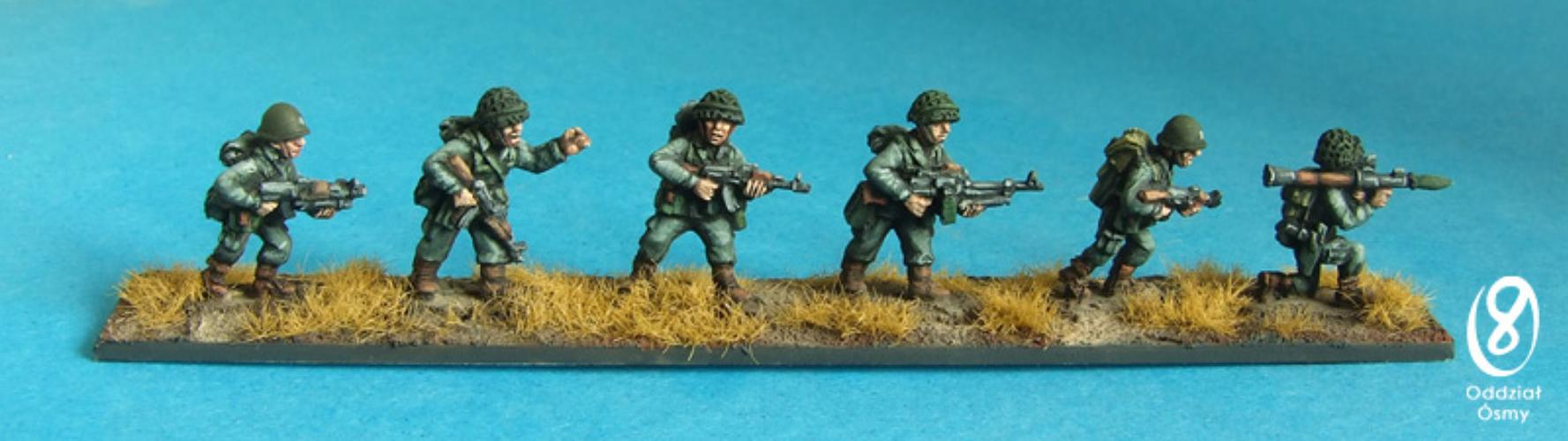 CW-1502 Polish CW Infantry II (6 pcs)