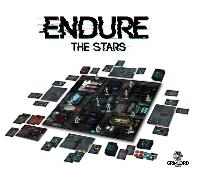 Endure Set-up