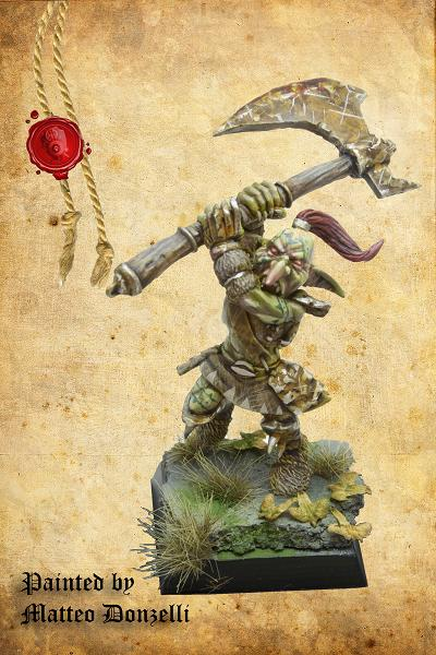 Goblin_Hero_B_(with_2-handed_weapon)_front_view_by_Shieldwolf_Miniatures