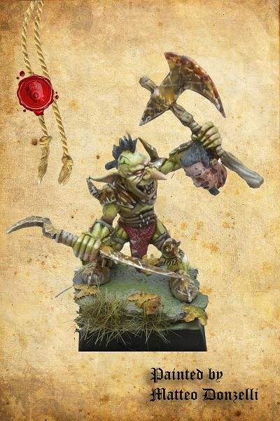 Goblin_Hero_with_2_weapons_front_view_by_Shieldwolf_Miniatures