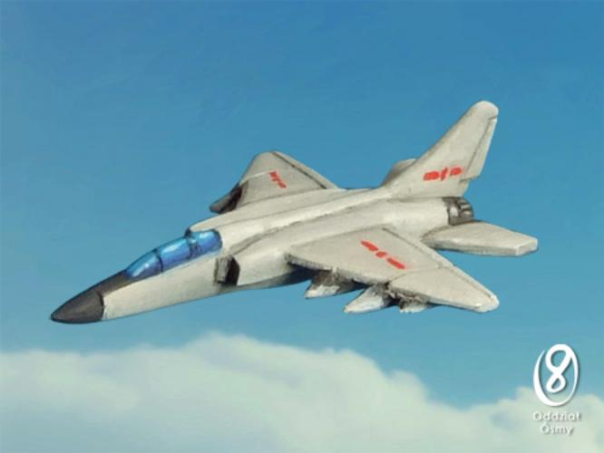JH-7A (6 pcs) Chinese two-seat fighter-bomber