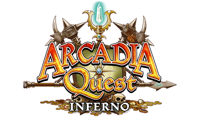 Image result for arcadia quest inferno png