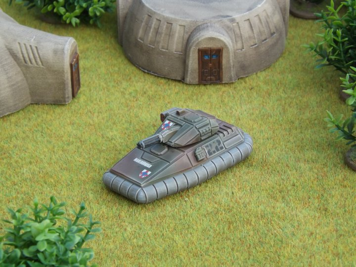 Montsabert Gatling Hovertank