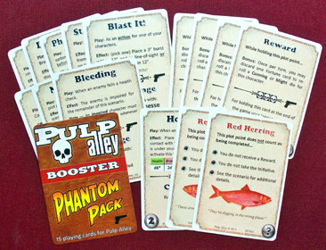 Pulp Alley Phantom Pack