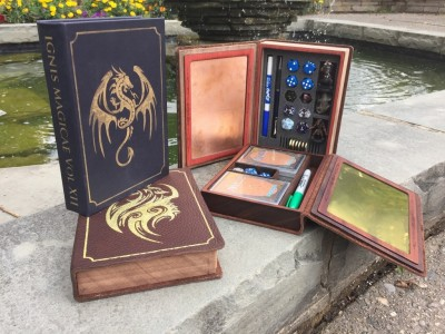 Spellbook Gaming Boxes
