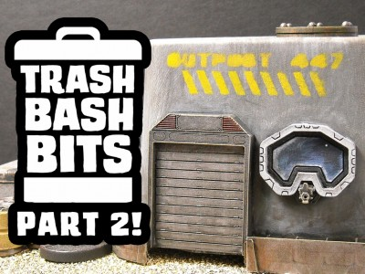 Trash Bash Bits