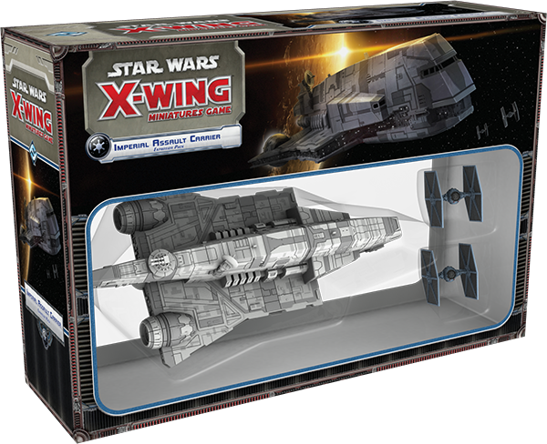 Fantasy Flight Games Previews Imperial Assault Carrier Set For X