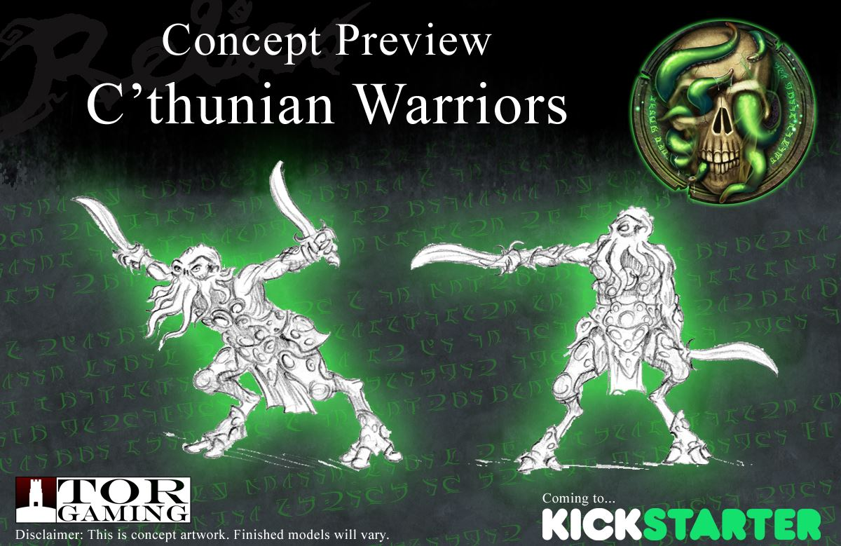 Cthuian-Warrior
