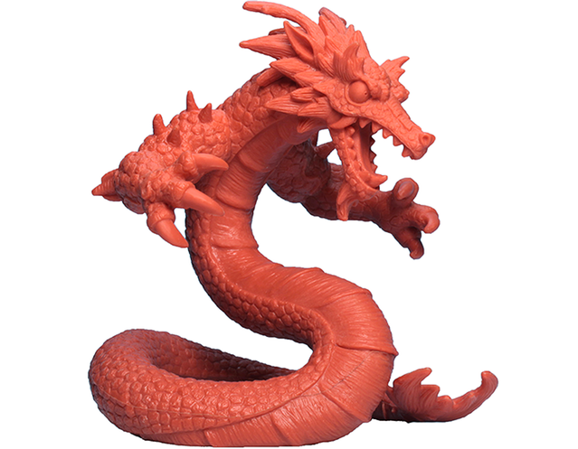 Fire Dragon Mini