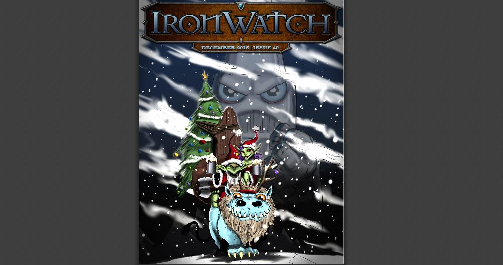Ironwatch 40