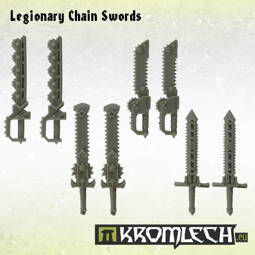 KRCB139 Legionary Chain Swords 1