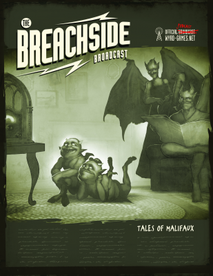Tales of Malifaux