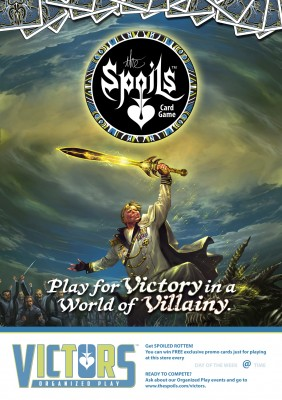 The_Spoils_VICTORS_Store_Poster