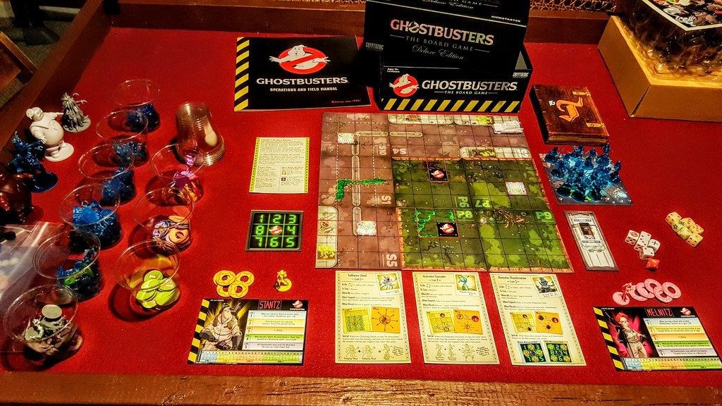 ghostbusters-the-boardgame-gameplay