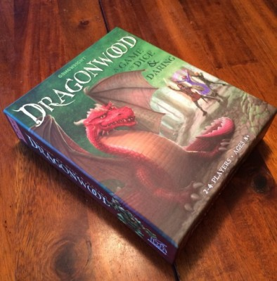 Dragonwood-Box