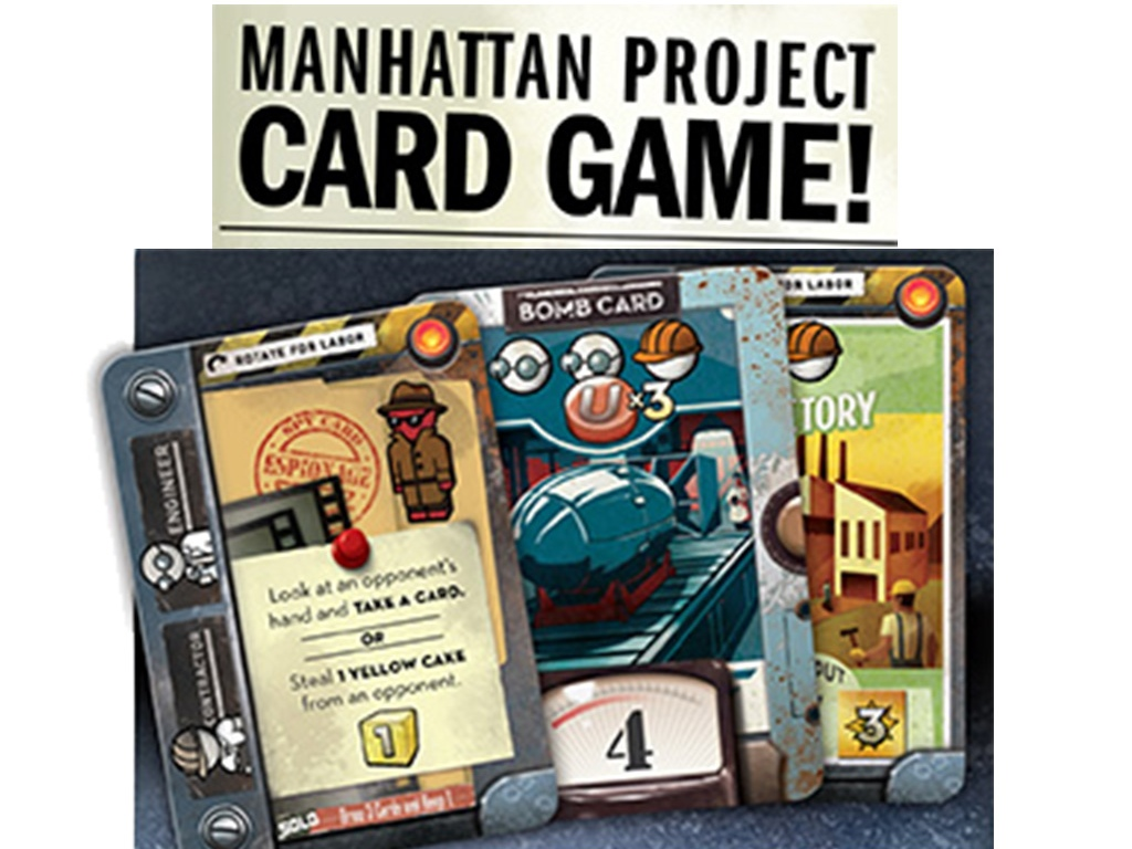 Manhattan Project Game