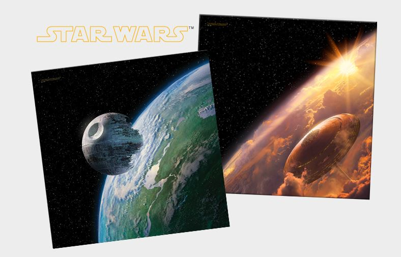 Star Wars Maps