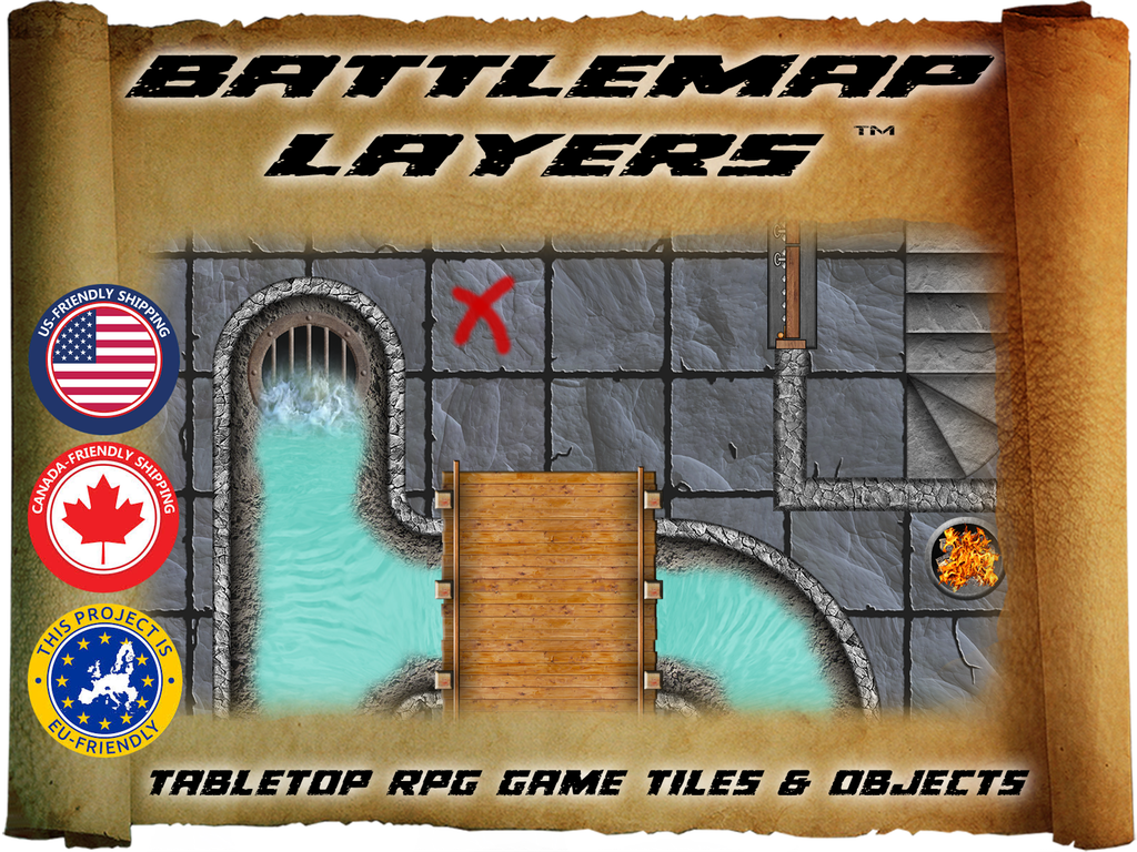 Battlemap Layers