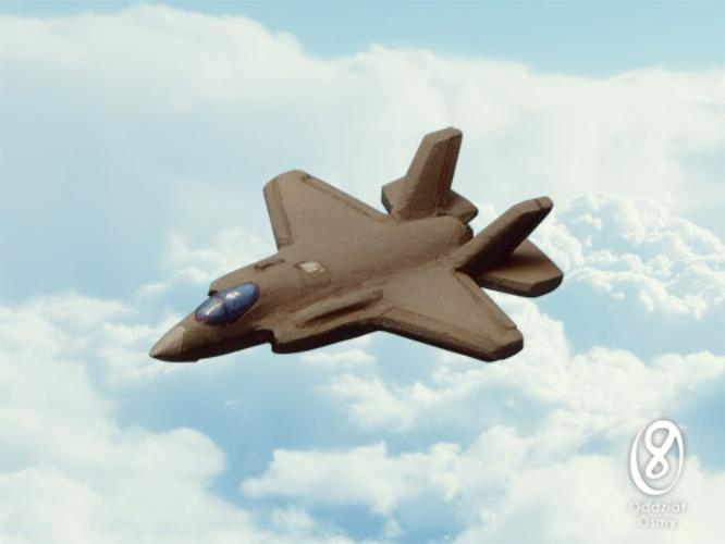 F-35A Lightning II Stealth multirole fighter